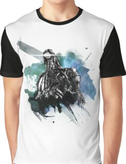For we are many - Galaxy [Mass Effect Fanart] Graphic T-Shirt