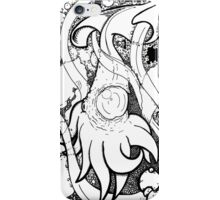 Inky Mess iPhone Case/Skin