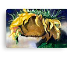Heavy With Seed Canvas Print