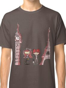 London Paris 578 Classic T-Shirt