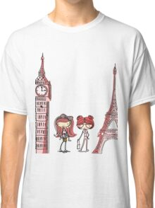 London Paris Classic T-Shirt