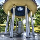 The Magna Carta Memorial  by Darren Wilkes