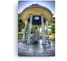 The Magna Carta Memorial  Canvas Print