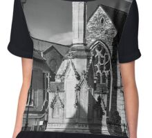 Lincoln-St Benedict's church Chiffon Top