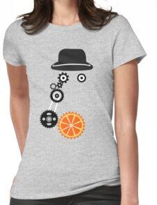 A Clockwork Orange Womens Fitted T-Shirt