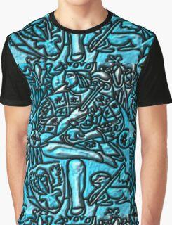 Tarot 4.- The Emperor Graphic T-Shirt