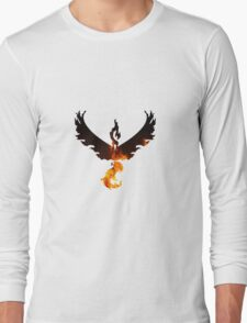 Team Moltres/Valor Long Sleeve T-Shirt