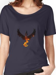 Team Moltres/Valor Women's Relaxed Fit T-Shirt