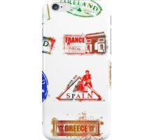 Passport 578 iPhone Case/Skin