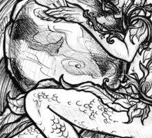 Gaia: The Living Planet Sticker