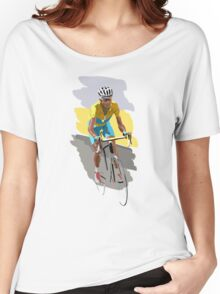 Maillot Jaune Women's Relaxed Fit T-Shirt