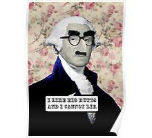 Washington got Back Poster