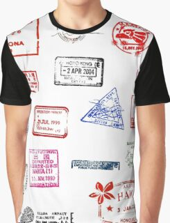 Passport B 578 Graphic T-Shirt