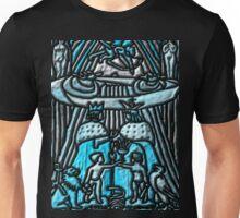 Tarot 6.- The Lovers Unisex T-Shirt