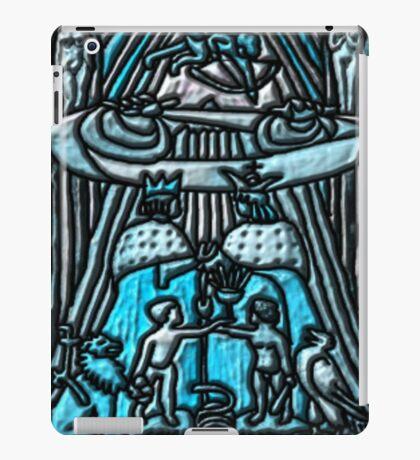 Tarot 6.- The Lovers iPad Case/Skin