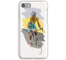 Maillot Jaune iPhone Case/Skin