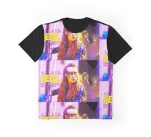 No one fights for me - Commander Lexa (The 100) Graphic T-Shirt