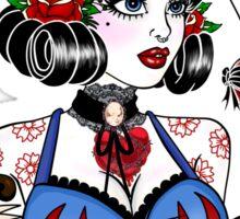 Beauty Fades Sticker