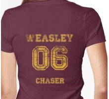 GINNY #06 chaser. Womens Fitted T-Shirt