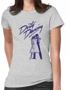 Dirty Dancing Womens Fitted T-Shirt