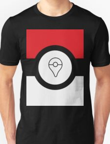poketball maps Unisex T-Shirt