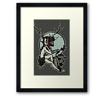 The Forest Ones Framed Print