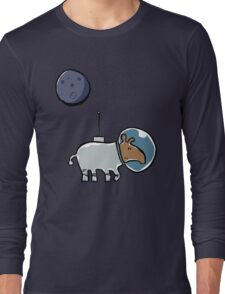 space tapir Long Sleeve T-Shirt