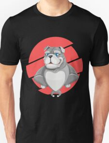 Animated Series (Bulldog) Unisex T-Shirt