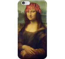 Lil Yachty Mona Lisa Large iPhone Case/Skin