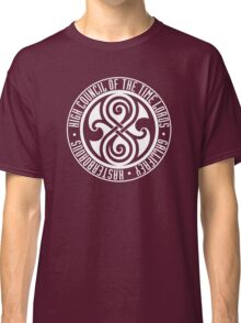 Doctor Who - High Council of the Time Lords - Gallifrey Classic T-Shirt