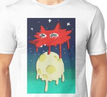 Simpsons Space Coyote Unisex T-Shirt