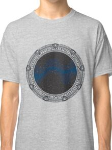 Stargate (black) Classic T-Shirt