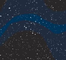 Stargate (black) Sticker