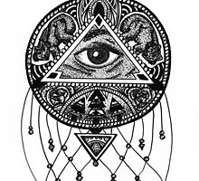 Third Eye by tiffanih