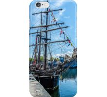 Pirates of the Liverpool Dock iPhone Case/Skin