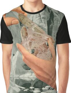 Crystal Mountain Graphic T-Shirt