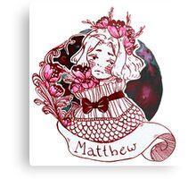 little Matthew - aph Canada Metal Print