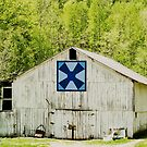 Kentucky Barn Quilt - Windmill by Mary Carol Story