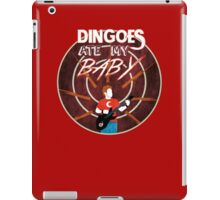 Buffy: Dingoes ate my baby iPad Case/Skin