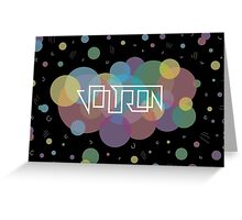 Voltron: Legendary Defender Greeting Card