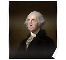 George Washington American President Poster