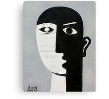 'INTERIOR DIALOGUE' Canvas Print