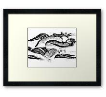 'Shrooms Framed Print