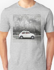 Old car watercolor painting Unisex T-Shirt
