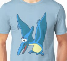 Terence the Pterodactyl (dinosaur No3) Unisex T-Shirt