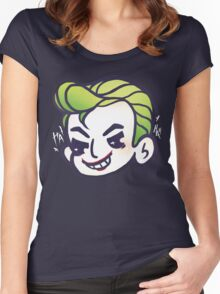 Jokes ON us Women's Fitted Scoop T-Shirt