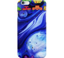 Space Invasion 1977 (Blue) iPhone Case/Skin