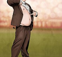 Eddie McGuire by James Fosdike