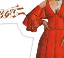 Genesis - Foxtrot Sticker