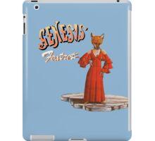 Genesis - Foxtrot iPad Case/Skin